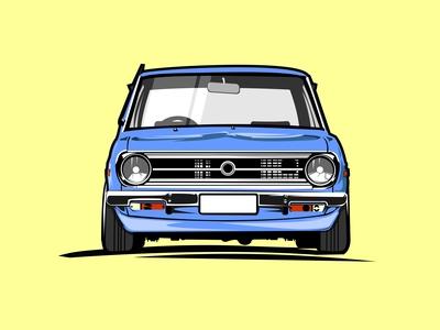 japanese classic car