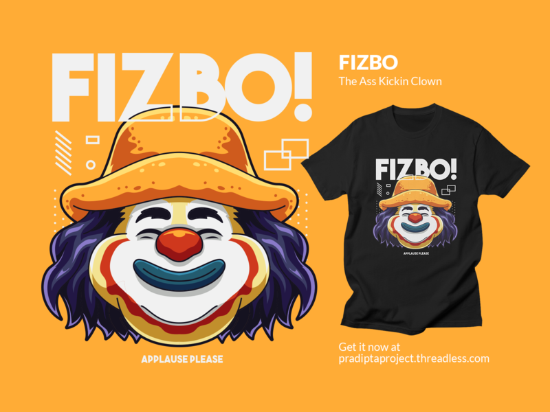 Fizbo The As$ Kickin Clown