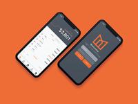Midfirst Bank App UI