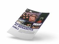 Seattle Symphony Benaroya Hall Sales Materials