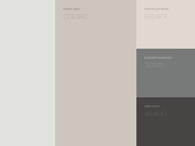Scandinavian Color Palette By Labib Jaffar On Dribbble
