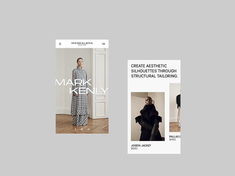 Ui/UX Dailies - Design Inspiration 019 mobile ui mobile scandinavian style scandinavian uiuxdesign uiux designinspirations website clean ux web design web branding minimal design ui