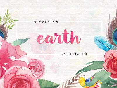 Earth Bath Salts