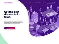 Deals / Coupons Website