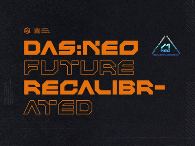 DAS:NEO Font // Free dasrobot dasneo dastype free font font