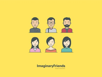 ImaginaryFriends [Preview]