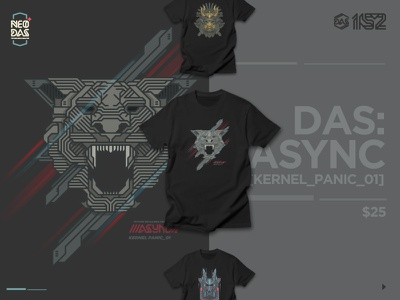 DAS @ Threadless.com t-shirt tees das robot