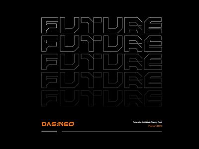 DAS:NEO _ Draft_02 dasneo dastype dasrobot typography