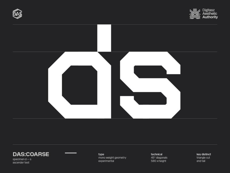DAS:COARSE - d_s