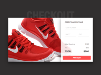 002 Checkout, Daily UI