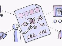 Adobe XD: Linked Symbols – Adobe Blog Illustration
