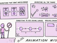 Ask a UXpert: Animation Mistakes – Adobe Blog Illustration