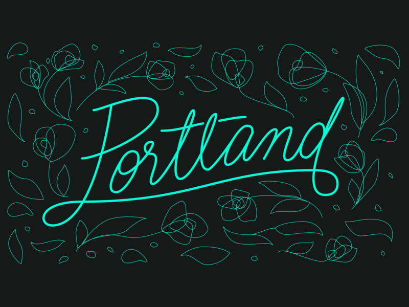Portland pdx rose oregon rosecity portland