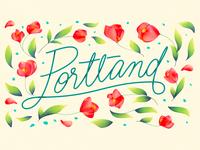 Portland Rose city
