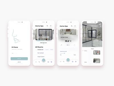 Life Stream internetofthings design smart ux ui app