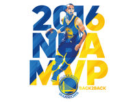 Stephen Curry - MVP