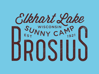 Camp Brosius - Elkhart Lake