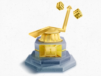 High game traffic cup dice cup gold awards top games traffic