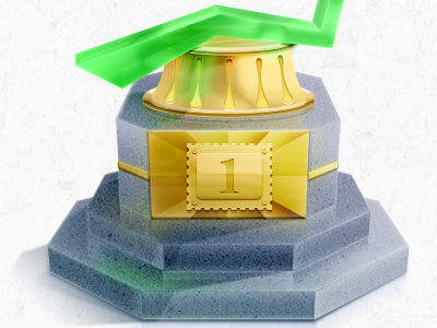 Games traffic cup cup gold glossy awards top games traffic
