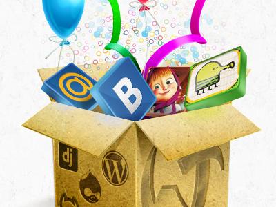 Social magic box vk mm web games social box