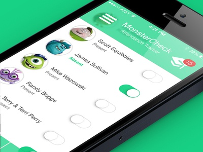 MonsterCheck App