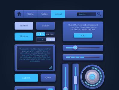 modern website design button ui design uidesign app ux ui illustrator inspiration imagination creative branding adobe illustrator illustration design