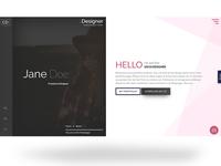 cDesigner - HTML5 Template