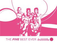 THE FIVE BEST EVER