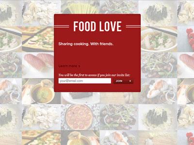 FoodLove foodlove web