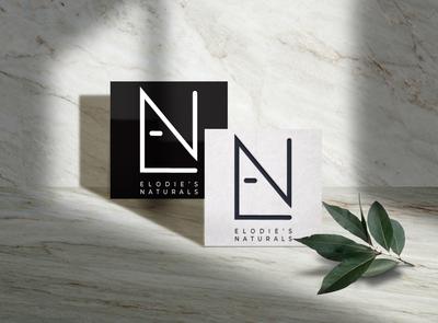 Elodie's Naturals (TM) - Logo Design