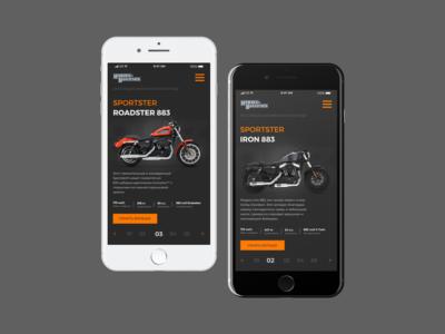 Harley-Davidson Mobile Store