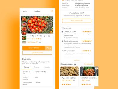 E-commerce shop - Daily Ui 012