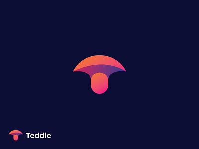 Teddlie modern t letter logo design icon corporateidentity building techlogo technologylogo realestate flat logomark logomaker brandmark logodesigner modernlogo appicon app letter logos modern t logo