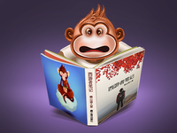 Monkey Zan Icon