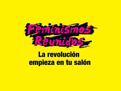 Feminismos Reunidos feminism activism board games game design logo illustration identity graphic design design