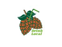 Drink Local Florida Orange Hops
