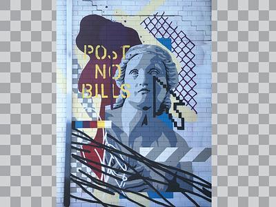 Mural in Charlotte NC