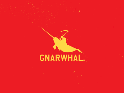 Gnarwhal Clothing Company illustration