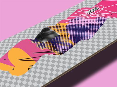 Skate deck Concept skateboard