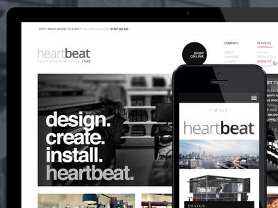 Portfolio Mockup concept web design