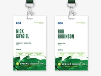 UBA Spring Conference - Name Tags