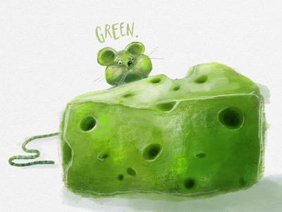 Green Cheese