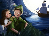 Neverland Book Cover (Small crop)