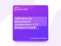 Design Standup: Episode  0️⃣1️⃣9️⃣