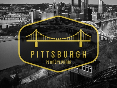 Pittsburgh Badge