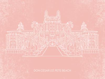 Don Cesar, St. Pete Beach, FL