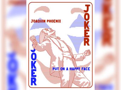 Joker illustrator etching linework vector movie art poster illustration graphicdesign design lineart joker