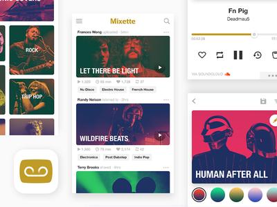 Mixette App