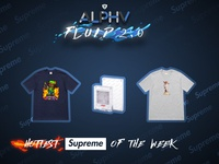 Alphv Supreme Drop Week 6