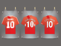 The Famous LFC Number 10
